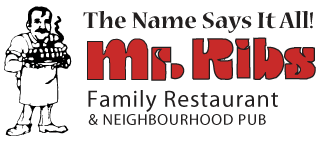 Mr. Ribs Family Restaurant logo